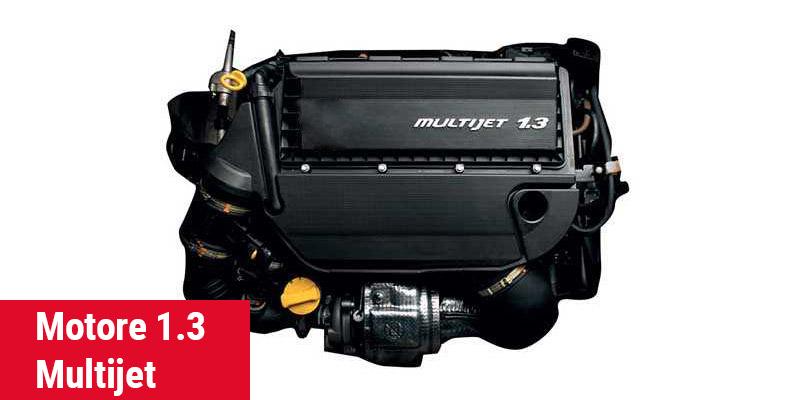 motore 1.3 multijet