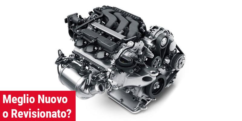 Motore Smart revisionato o nuovo