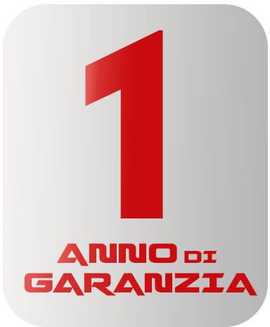 Garanzia 1 anno