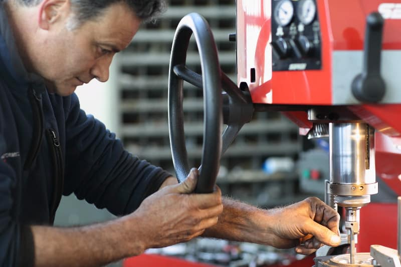 Motor Meccanica - Turbine e Motori Revisionati - Officina a Valmontone